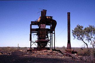 Kuridala Township site former mining town in Queensland, Australia