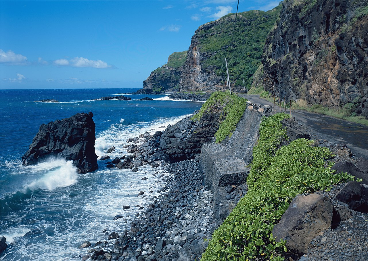 West Maui Beaches Map