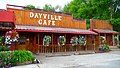 Hanging Flower Baskets at the Dayville Cafe (37816851381).jpg