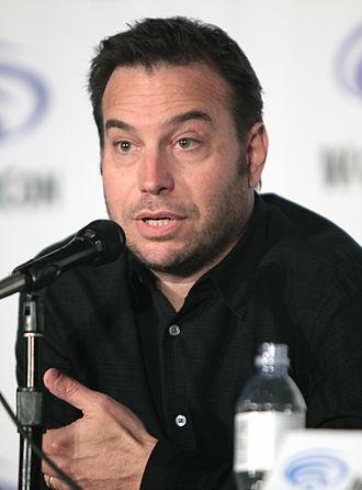 Hank Steinberg - Hank Steinberg in 2016.