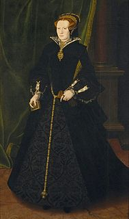 Mary Dudley lady-in-waiting to Elizabeth I of England