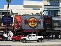 Hard Rock Cafe, Hollywood - panoramio.jpg