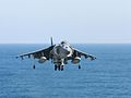 Harriers prepare to bring fight from sea to land 150414-M-NA953-130.jpg