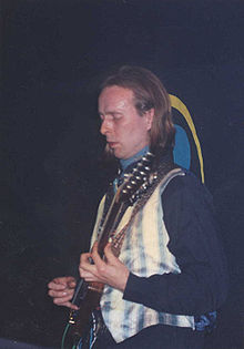 Harry Williamson on tour 1991.jpg