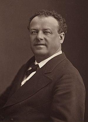 Jean-François Berthelier - Berthelier in later years