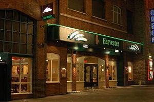 Harvester (restaurant) - Harvester in The Printworks, Manchester