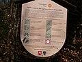 Harz national park regulation information board 02.jpg