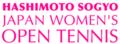 Hashimoto Sogyo Tennis Open Logo.png