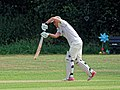 Hatfield Heath CC v. Takeley CC on Hatfield Heath village green, Essex, England 46.jpg