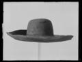 Hatt, trekantig - Livrustkammaren - 70641.tif