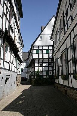Kirchstraße in Hattingen