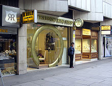A Ring In Hatton Garden