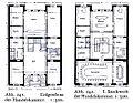 Haus der Handelskammer an der Graf-Adolf-Straße in Düsseldorf, von Architekt Hermann vom Endt Düsseldorf, Grundriss.jpg