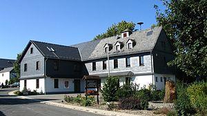 Hausbay - Municipal centre in Hausbay