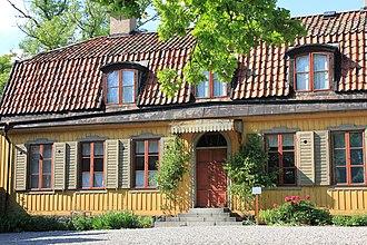 Artur Hazelius - Hazeliushuset at Skansen