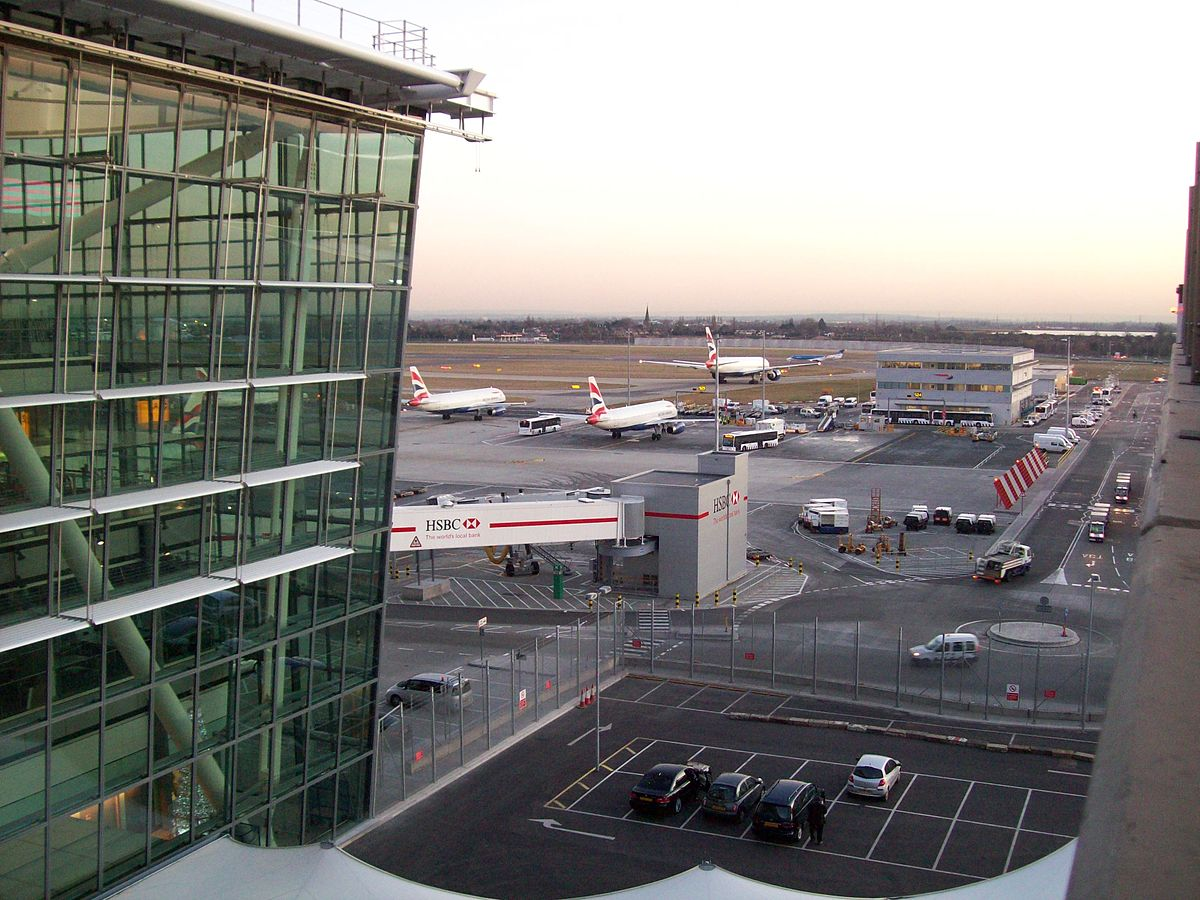 London Car Service Heathrow Airport
