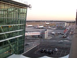 Terminal 5 London Heathrow Airport