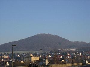 Heiligenberg mit Heiligenburg