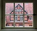 Heiligengrabe, Kloster Stift zum Heiligengrabe, Abtei, Fenster im Dormitorium -- 2017 -- 9972.jpg