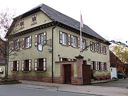 Heiligensteiner Straße in Römerberg