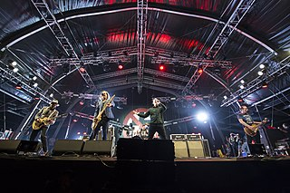 Bad Religion American punk rock band