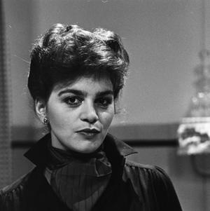 Henriëtte Tol in 1980