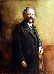 Portrait of Thomas W. Evans