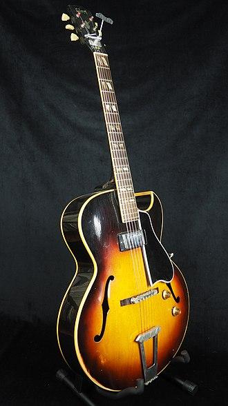 Herb Ellis - Herb Ellis's 1953 Gibson ES-175