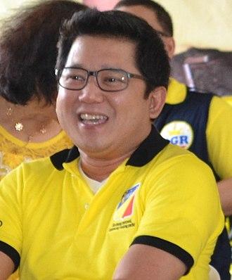 Herbert Bautista - Bautista in 2016