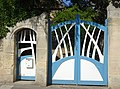 Hermanville sur Mer - Villa La Bluette - Portail.jpg