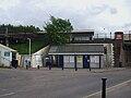 Hersham station north entrance.JPG