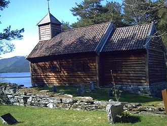 Gaular - Hestad chapel
