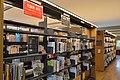 Hida City Library 1F new books corner ac.jpg