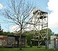 Highhouse Colliery winding gear and engine house, Auchinleck, East Ayrshire, Scotland.jpg
