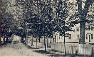 Marshfield Hills, Massachusetts Census-designated place in Massachusetts, United States