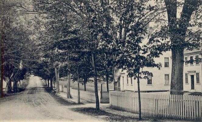 Highland Street c. 1905