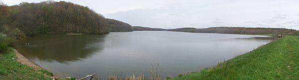 Highlandtown Lake - Wikipedia