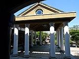 ギリシャ風の拝殿