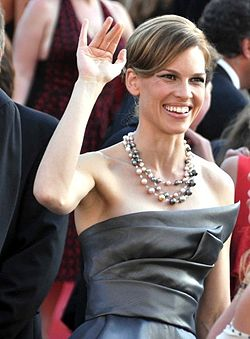 Photo de Hilary Swank