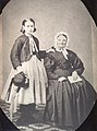 Hildegard von Reis & Catharina Maria Wahlberg c 1865.jpg