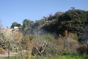 Maroni - Image: Hill in Maroni Cyprus 1
