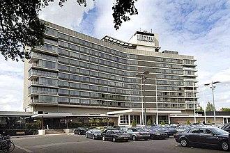 Hilton Amsterdam - Image: Hiltonhotel