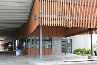 Ingham, Queensland - Hinchinbrook Shire Library