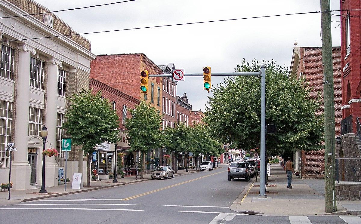 Hinton, West Virginia - Wikipedia