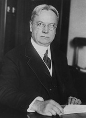 Hiram Johnson - Johnson during his tenure as governor