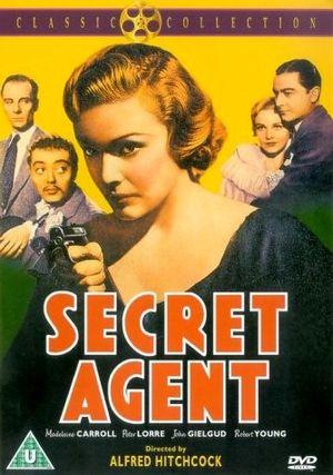Fotografía del póster de la película de Alfred...