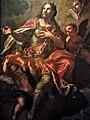 Hochmössingen -Martyrium und Verherrlichung des heiligen Sigismund (Bergmiller 1729) - Detail (retouched).jpg