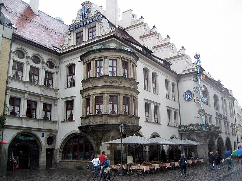 Platzl Hotel Munchen Parken