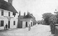 Hogsthorpe High Street and Saracens Head public house - 1907 or before.jpg