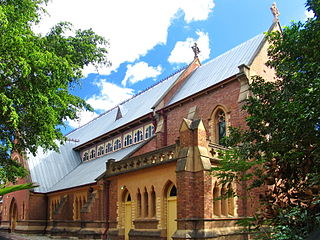 Holy Trinity Church, Fortitude Valley